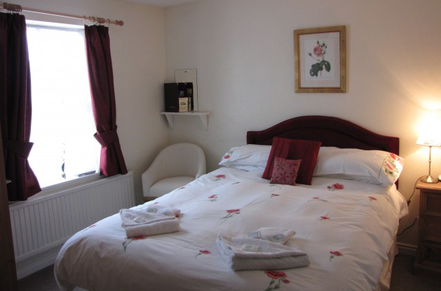 Double, Room 9 En-suite, (inc. Breakfast)
