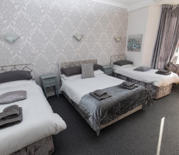 Family En-suite Room (room Only)