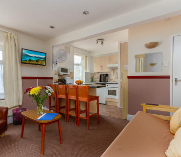 *Apartment 6 - Second Floor, Family, Rear-facing, En-suite Apartment (self-catering)