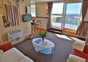 Apartment 8 - Second Floor, Double, Sea-view, En-suite Apartment (self-catering)
