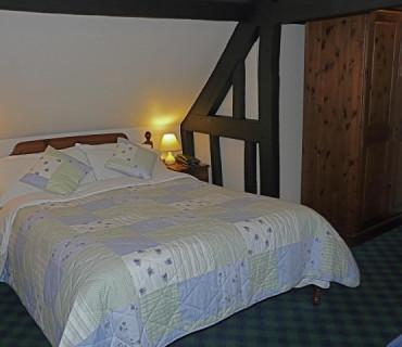 Twin room en-suite.