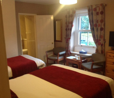 Triple Room (double Bed And Single Bed)