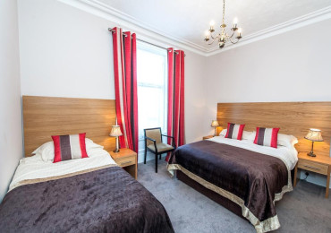 Double / Family En-suite Room (inc. Breakfast)