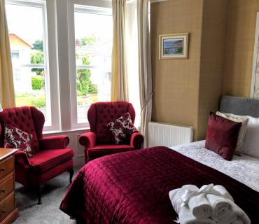 Room 3 - Superior Superking En-suite (inc. Breakfast)