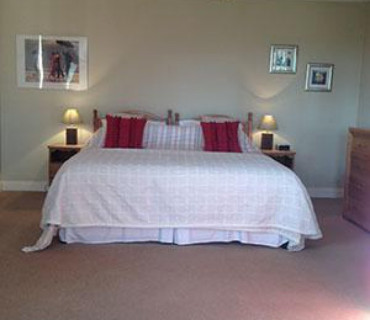 Double en-suite room including breakfast hamper.