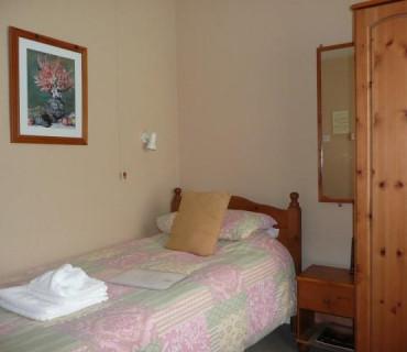 2nd floor Single En-suite Room (inc. Breakfast)