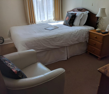 2nd floor Super Single En-suite Room (inc. Breakfast)