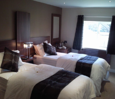 Watendlath Luxury Twin En-suite Room With Views Over Ullswater