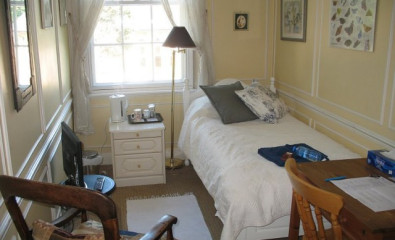 Edwardian Single Room (inc. Breakfast)
