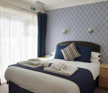 Double Room With Shower En-suite And Patio (inc. Breakfast)