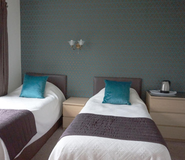 Twin En-suite Room With Sea Views (inc. Breakfast)