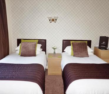 Twin En-suite Room With Sea Views (inc. Breakfast)