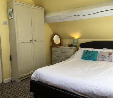 William Reynolds Double En-suite Room (inc. Breakfast)