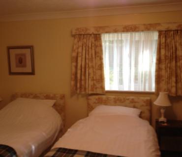 Thomas Telford Twin En-suite Room (inc. Breakfast)