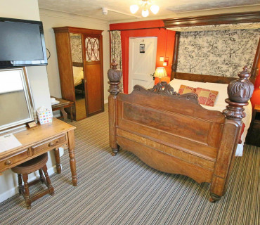 William of Orange Double En-suite Room (inc. Breakfast)