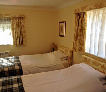 Thomas Telford Double En-suite Room (inc. Breakfast)