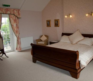 Single En-suite Room With Superking Double Bed(inc. Breakfast)