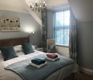 Kingsize En-suite Room (incl Breakfast)