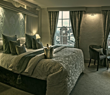 Deluxe Luxury Twin En-suite Room (inc.breakfast)