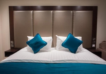 Deluxe Double En-suite Room (including breakfast)