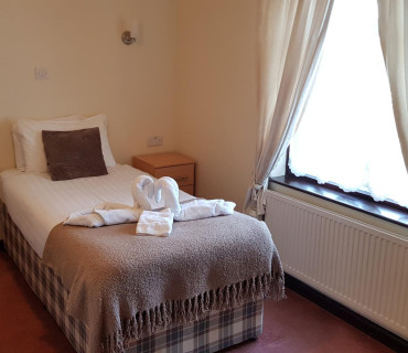 Single En-suite Room (room Only) non-refundable
