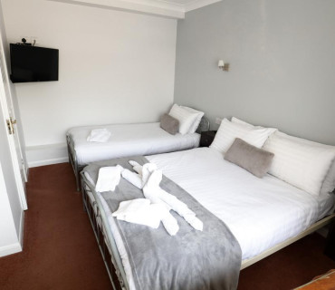 Standard Family En-suite Room (room Only) non-refundable