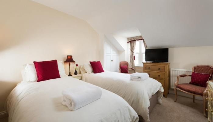 Luxury Family En-suite Room