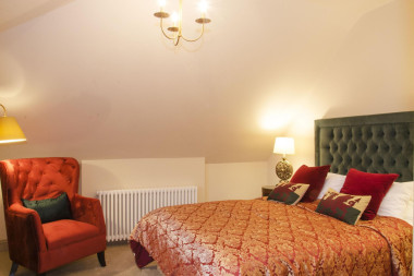 Deluxe Double En-suite Room (inc Continental Breakfast)