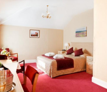 Deluxe Double Room - Price Includes Dinner, Bed And Breakfast