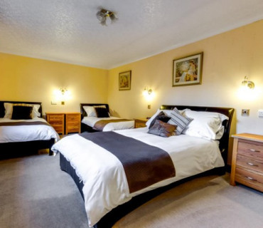 Family / Quad En-suite Room (inc. Breakfast)