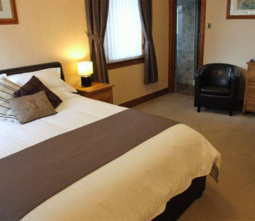 Kingsize double En-suite Room (inc. Breakfast)