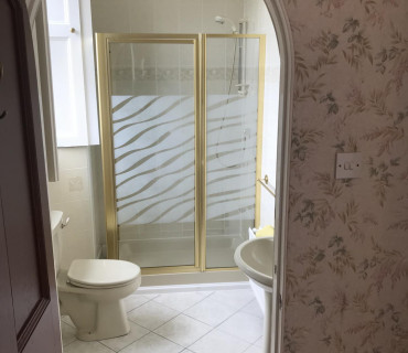The Calluna Room - Twin En-suite Room