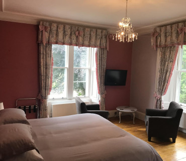 The Thistle Room - Super King Room