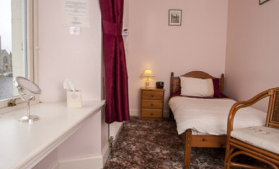 Single En-suite Room (inc. Breakfast)