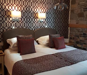 Super King En-suite Room 4