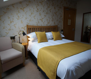 R6 -2nd Floor Double En-suite Room (inc. Breakfast)