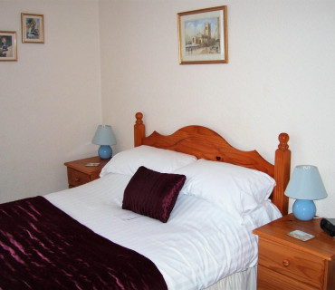 Double Room With Private Bathroom (inc. Breakfast) Not En-suite