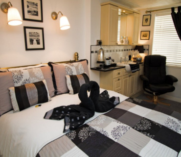 Superior Double - Room Only- En-suite Room