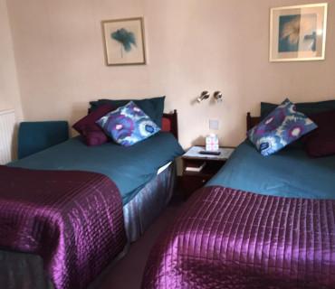 Rm 2 Twin En-suite Room (inc. Breakfast)