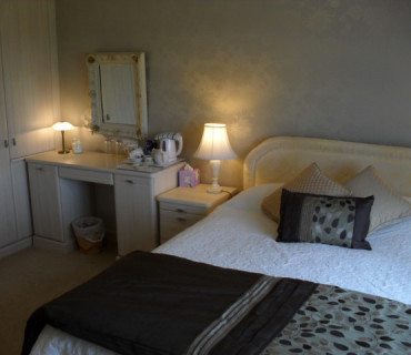Golborn Double En-suite Room (inc. Breakfast)