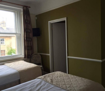 Twin En-suite Room (inc. Breakfast Only)