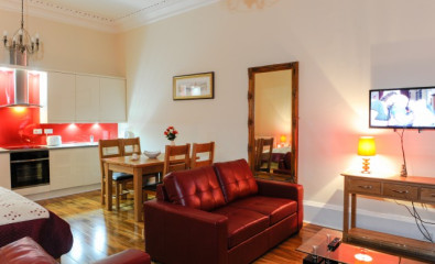 Open plan Apartment Caledonian Suite B