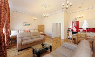 Open plan Apartment Caledonian Suite C