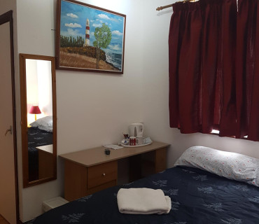 King En-suite Room 9, 10 & 11. Please read under