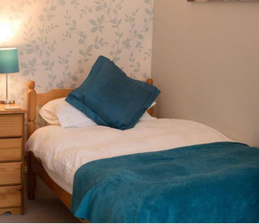 Room 8:Twin-Bedded with En-suite. Breakfast Inc.