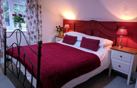 Walkers Rest 2nd Floor Double En-suite Room (inc. Breakfast)