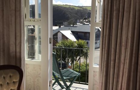 West Lyn 1st Floor Kingsize Double En-suite Balcony Room (inc. Breakfast)