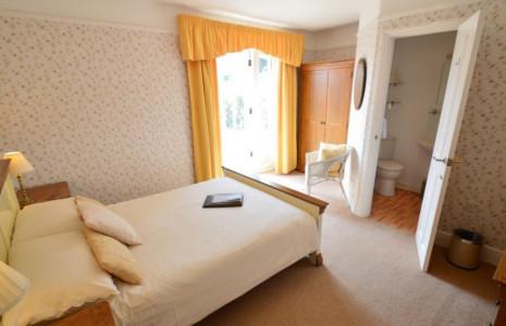 East Lyn 1st Floor Double En-suite Balcony Room (inc. Breakfast)