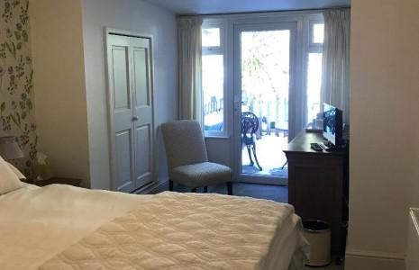 Garden Room 1st Floor Kingsize Double En-suite Room (inc. Breakfast)