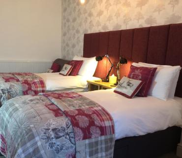 4.Twin En-suite Room (inc. Breakfast)